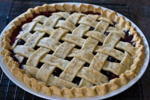 blueberry pie in South Jersey Cherry Hill
