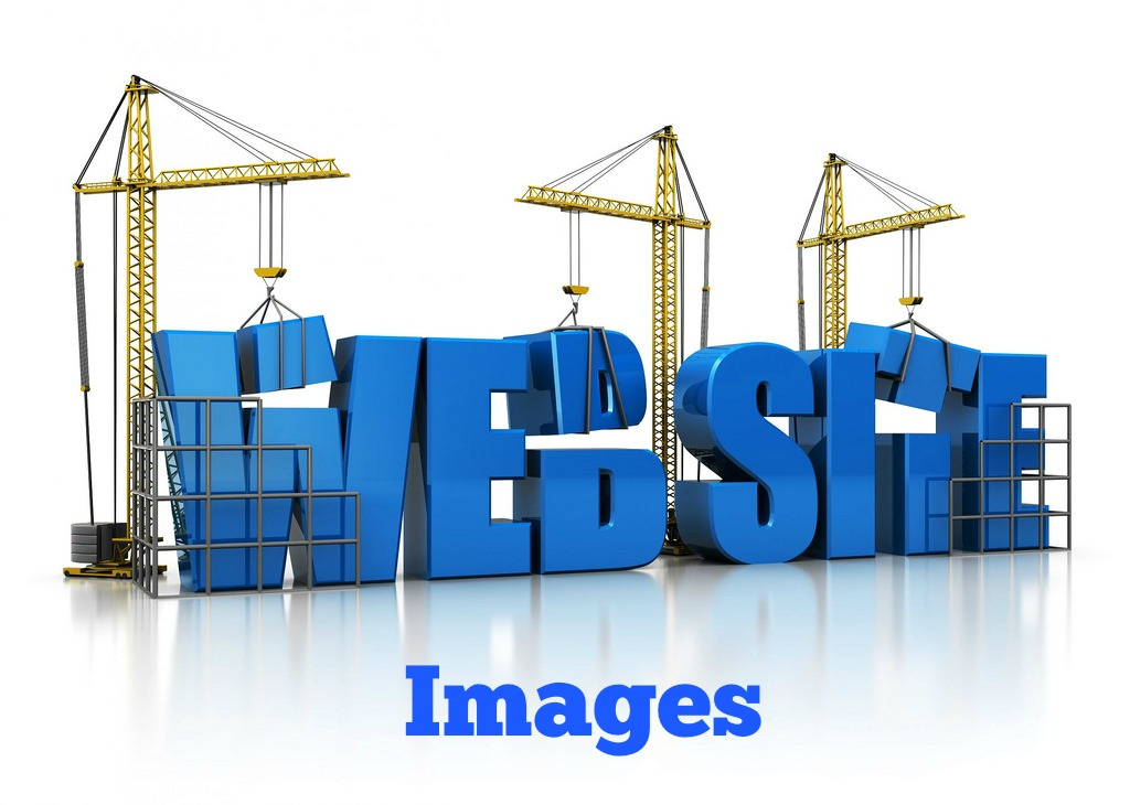Effective use of images on a website