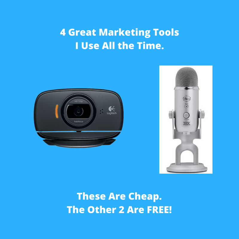 marketing tools and tips