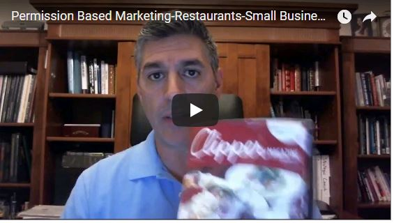 Small business marketing tips-permission based marketing