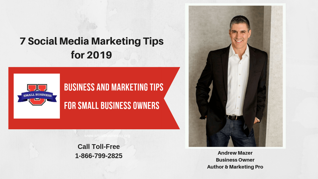 2019 social media marketing ideas