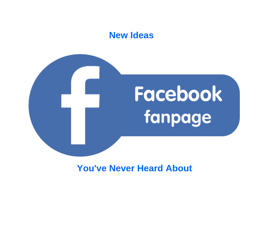 Facebook fan page settings, ideas for facebook marketing